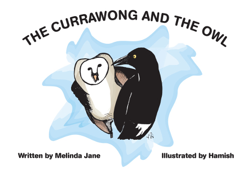 The Currawong and the Owl